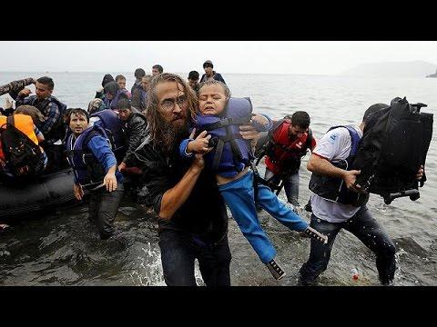 ΟΗΕ: Κατά μέσο όρο δύο παιδιά πνίγονται κάθε μέρα στην ανατολική Μεσόγειο