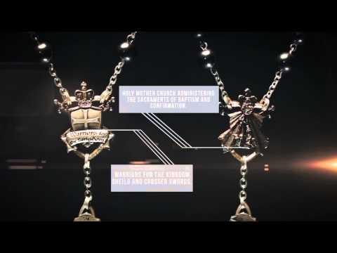 il rosario del guerriero e la madonna del rosario - fatima