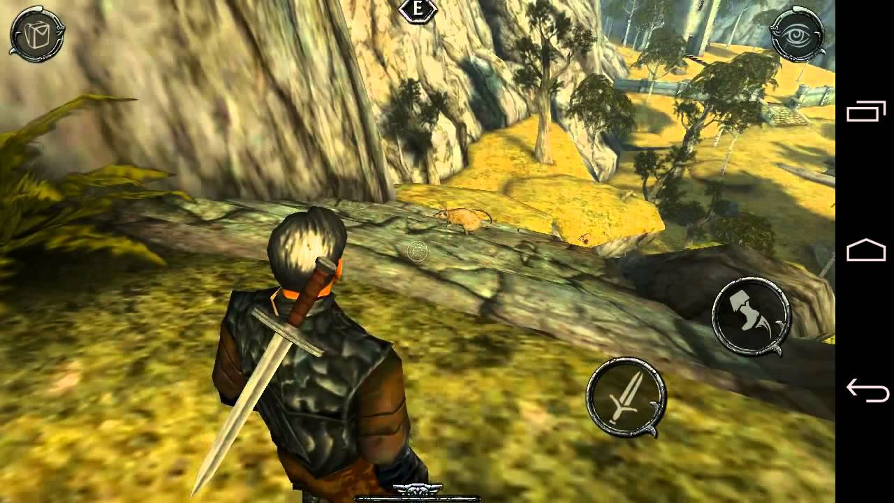 Descargar Ravensword: shadowlands no Moto G [APK + DATA] Instant Download para Celular  #Android