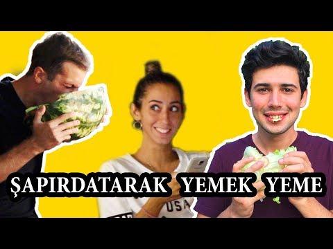 Yüksek Sesle Yemek Yeme Şakası - (SOSYAL DENEY)