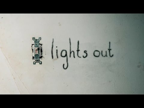 Lights Out - Official Trailer [HD]