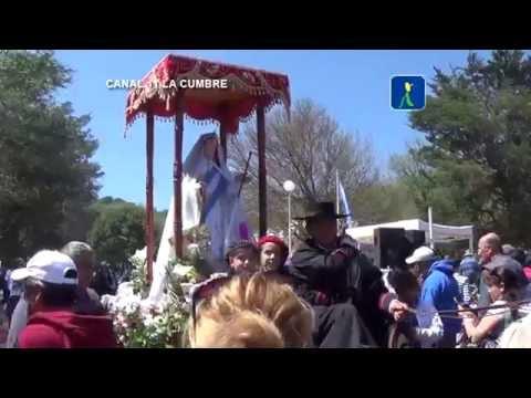 PATRONALES DE VILLA GIARDINO: UNA MULTITUD EN LA FIESTA EN HONOR A LA VIRGEN