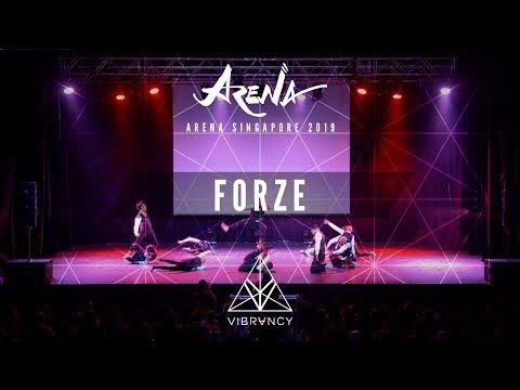 FORZE | Arena Singapore 2019 [@VIBRVNCY 4K] - Thời lượng: 3 phút, 52 giây.