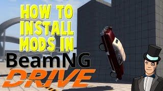 How To Install Mods In BEAMNG DRIVE After The February 2015 Update