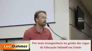Governo Pascoal retira R$ 136 mil de programas da Educação Infantil