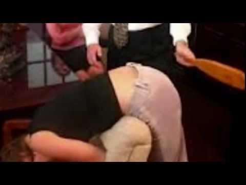 How do i get my mom to spank me