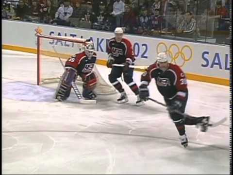 2002 Winter Olympics – Men's Ice Hockey Final (CAN vs USA)