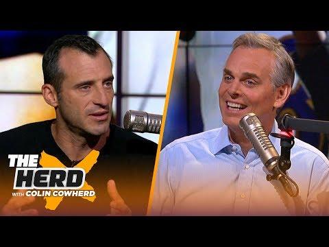 Doug Gottlieb talks Rams trade for Jalen Ramsey, Mariota benched and SB contenders   NFL   THE HERD