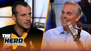 Doug Gottlieb talks Rams trade for Jalen Ramsey, Mariota benched and SB contenders | NFL | THE HERD by Colin Cowherd