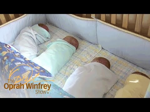 A Single Mother Of Quadruplets Shares Her Journey | The Oprah Winfrey Show | Oprah Winfrey Network