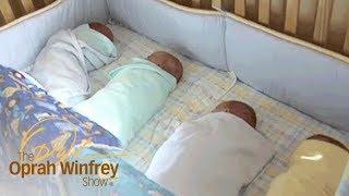 A Single Mother of Quadruplets Shares Her Journey | The Oprah Winfrey Show | Oprah Winfrey Network