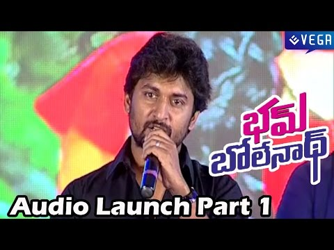 Video Bham Bolenath Movie Audio Launch Part 1 : Navdeep, Naveen Chandra : Latest Telugu Movie  2014 download in MP3, 3GP, MP4, WEBM, AVI, FLV January 2017