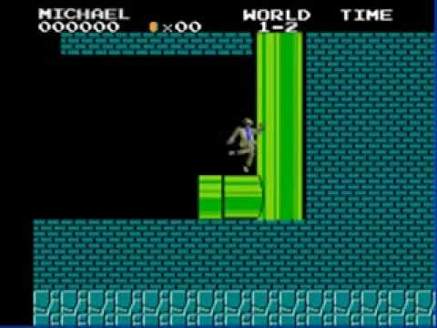 Xem Michael Jackson -phá đảo- siêu tốc game... Mario - Tin tức - GameK.vn.flv