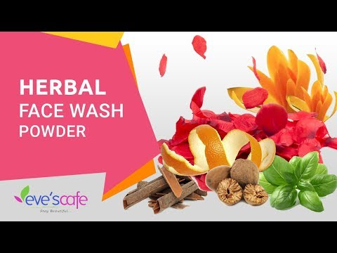 HERBAL FACE WASH POWDER | 100% NATURAL