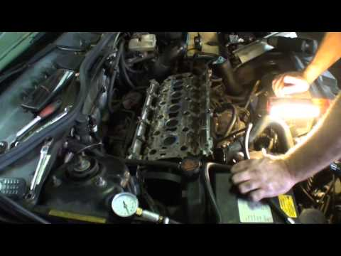 Part-2 Volvo S70 2.4T consuming coolant internal