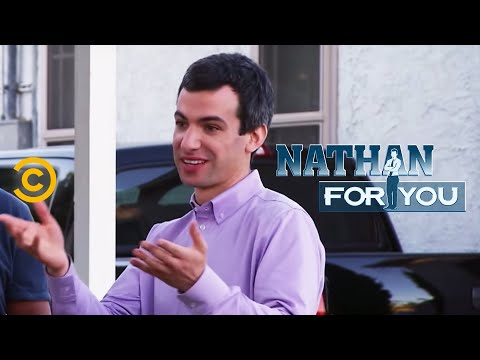 Nathan For You - Maid Service
