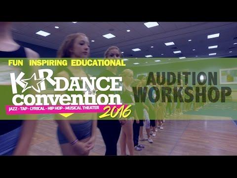 Audition Workshop - Fun * Educational * Inspiring [KAR Convention]