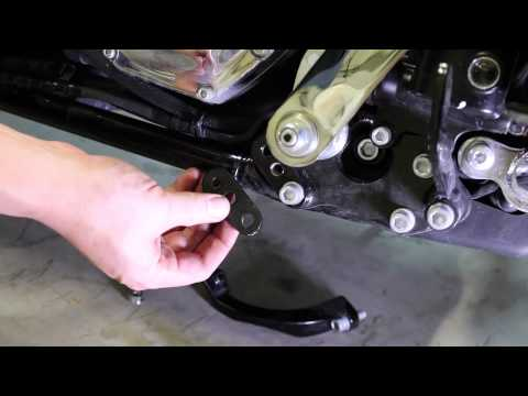 Install Vance & Hines Pro Pipe Exhaust on Harley Davidson | Biker Motorcycle Podcast