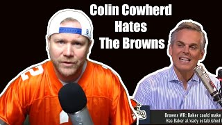 Colin Cowherd Claims Odell Doesn't Want To Be In Cleveland