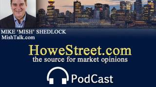 Pending Brexit Vote Has Markets and Gold Confused. Mike Mish Shedlock - June 16, 2016