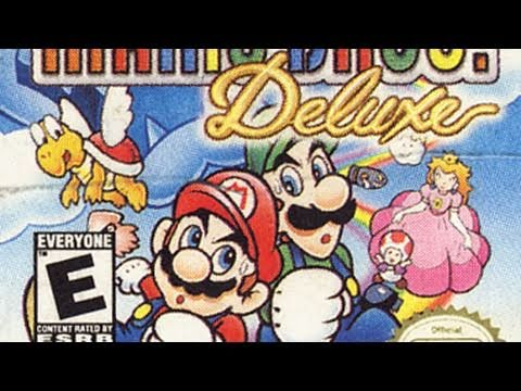 super mario bros deluxe game boy color soluce