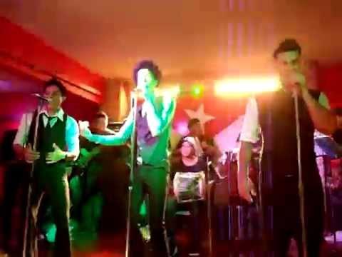 PACHUCHE en El Rincon Cubano domingo 28 de junio de 2015. (видео)