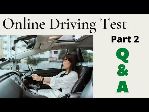 लार्निंग लाइसेन्स प्रश्नोत्तर Part 2 english ✔ Online Learning Licence Test Question Answer