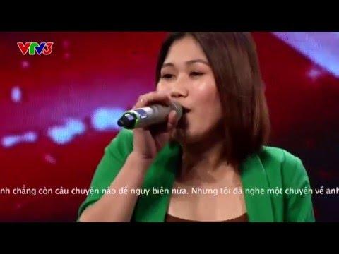 Vietnam's Got Talent 2016 - TẬP 8 - Hát - Rolling in the Deep - Jheniva Tacmo
