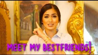 Keseruan Jessica Iskandar Saat Tanya Jawab dengan Para Sahabatnya