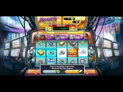 Mutants Genetic Gladiators (Mutant Slots) Gameplay Part 1