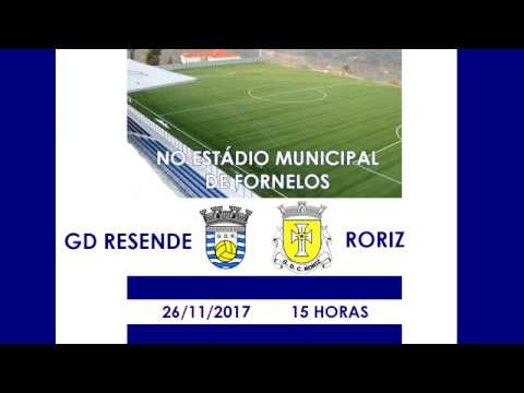 GD Resende - GDC Roriz (PROMO)