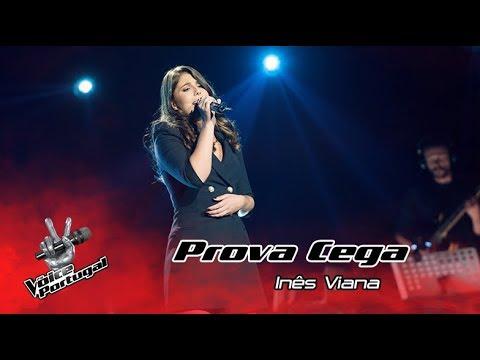 Inês Viana - 'At Last' | Prova Cega | The Voice Portugal
