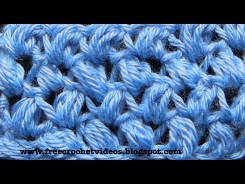 Bobble Stitch | AllFreeCrochet.com