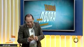 Tambaú Agora - Rubens Jr lê mensagens de telespectadores - 18 01 2019