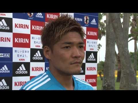 サッカー日本代表合宿「オレ国見っすから、一応」と大久保嘉人