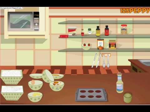 Cooking Games Recipe #6(Pumpkin Pancakes)