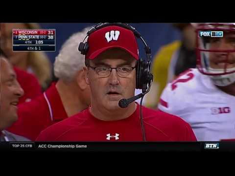 WATCH: Big Ten Championship Highlights: Penn State Vs Wisconsin