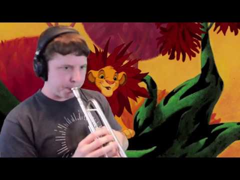 "I Just Can't Wait To Be King (from ""The Lion King"") Trumpet Cover"