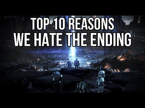 Mass - Share your Reasons Here: http://angryjoeshow.com/2012/03/top-10-reasons-we-hate-mass-effect-3s-ending/