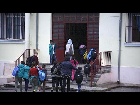 Human Rights Watch: Παιδιά που αιτούνται άσυλο στην Ελλάδα δεν έχουν πρόσβαση στο σχολείο…