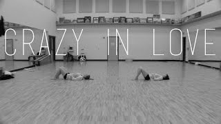 Crazy in Love  Fifty Shades Choreography