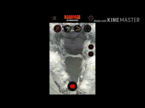 Rampage AR and 3D application
