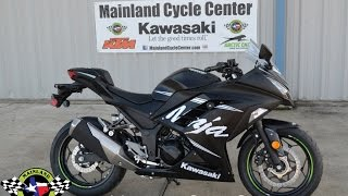 8. 2017 Kawasaki Ninja 300 ABS Winter Test Edition Overview and Review