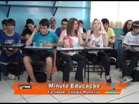 Colégio Montesso 13 Programa Vitrine Ensino médio Sorocaba Colégio Particular Sorocaba Curso pre vestibular sorocaba