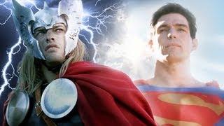 Video SUPERMAN vs THOR - Super Power Beat Down (Episode 7) MP3, 3GP, MP4, WEBM, AVI, FLV Agustus 2018