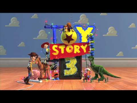 TOY STORY 3 Movie Trailer Teaser - Disney Pixar - On Disney DVD & Blu-Ray