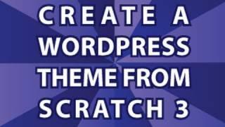 Create a Wordpress Theme 3