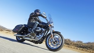 4. 2014 Harley-Davidson SuperLow 1200T | The Lighter Way to go Touring