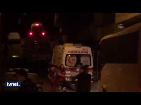 Gaziantep'te Son Dakika Hacıbaba'da PatLama