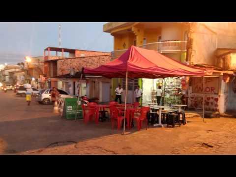 Vídeo Porto Calvo   Praça Padre Cícero ou Rua da Palha   Carlinhos Santos